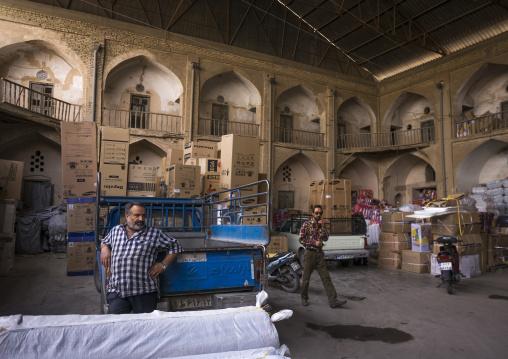 Old caravanserai, Isfahan province, Isfahan, Iran
