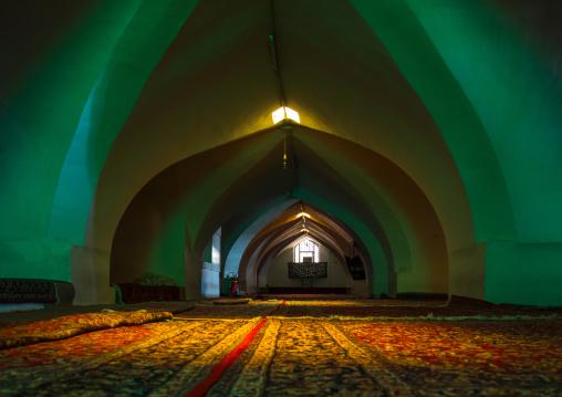 Winter room in Jameh masjid or Friday mosque, Isfahan Province, Isfahan, Iran