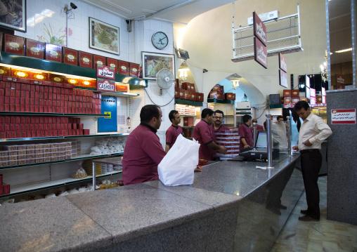 Haj khalifeh ali rahbar sweets shop, Yazd province, Yazd, Iran