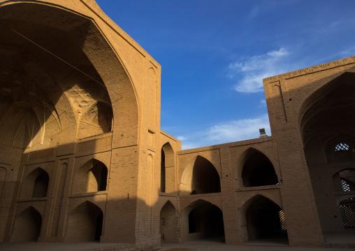 Jameh mosque, Isfahan province, Ardestan, Iran