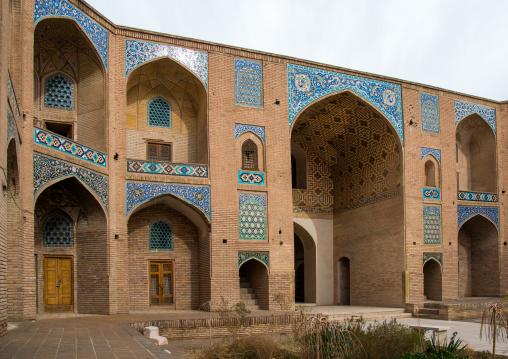 the caravanserai of ganj ali khan, Central County, Kerman, Iran