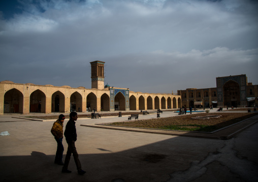 ganjali khan square, Central County, Kerman, Iran