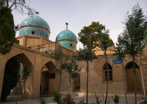 Three domes moshtaghie, Central county, Kerman, Iran