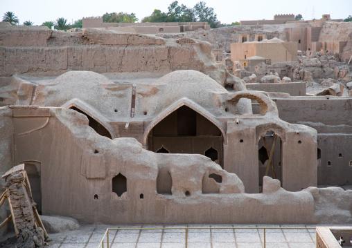 the old citadel of arg-é bam, Kerman Province, Bam, Iran