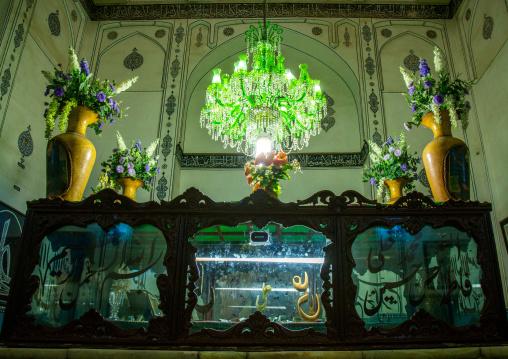 tomb of shah nematollah vali shrine, Kerman province, Mahan, Iran