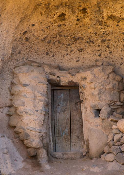 troglodyte village, Kerman province, Meymand, Iran