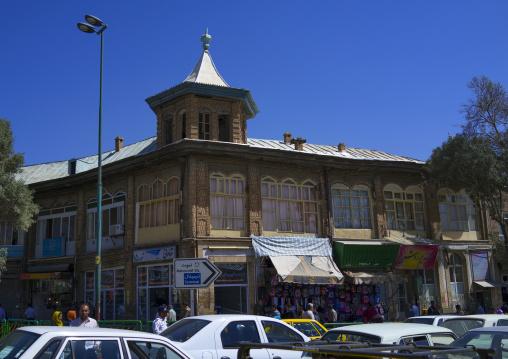 Old Colonial Building, Sanandaj, Iran