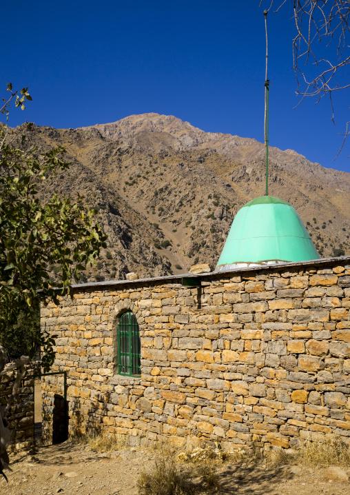 Pir Shaliar Shrine, Howraman, Iran
