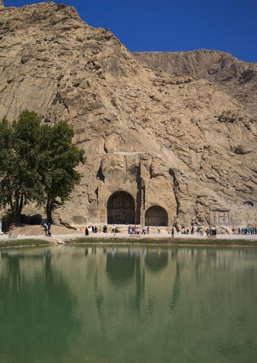 Taq-e Bostan, Kermanshah, Iran