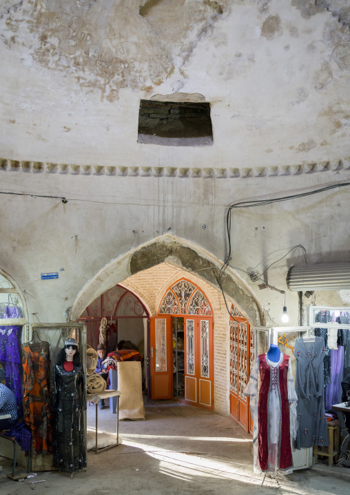 Old Bazaar, Kermanshah, Iran