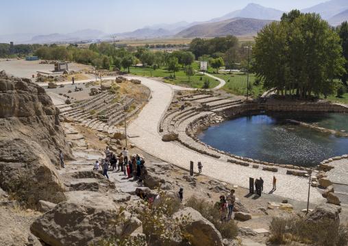 Bisotun Cistern, Iran