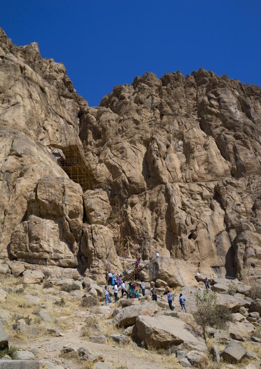 Bisotun Unesco World Heritage Site, Iran