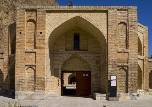 Shah Abassi Caravanserai, Bisotun, Iran