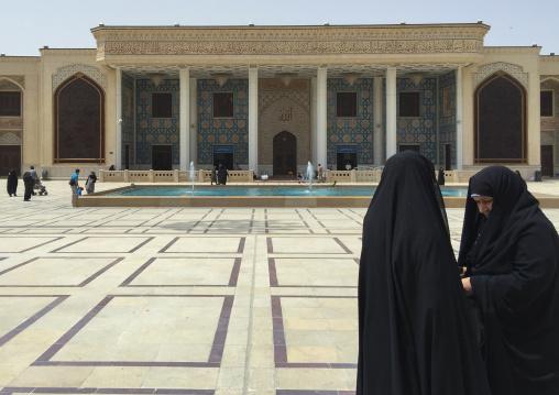 The shah-e-cheragh mausoleum, Fars province, Shiraz, Iran