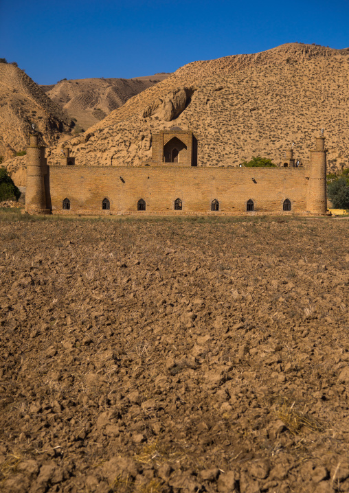 Old Caravanserai Turned Into Madrassah, Golestan Province, Karim Ishan, Iran
