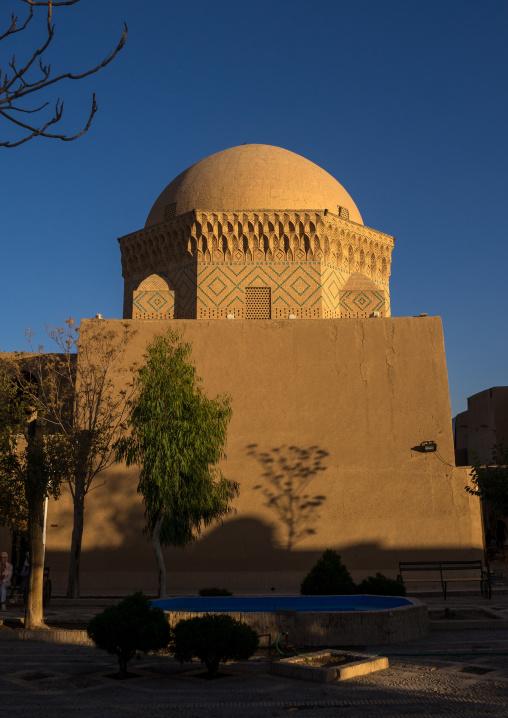 Ziai Ye School, Former Alexander Prison, Yazd Province, Yazd, Iran