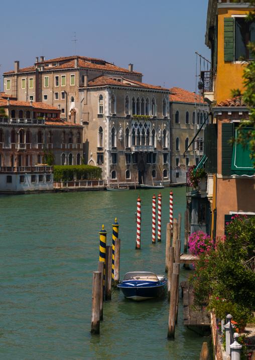 Grand canal, Veneto Region, Venice, Italy
