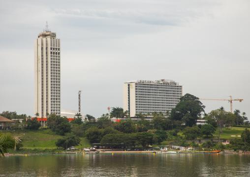 Luxury hotel Ivoire Sofitel, Région des Lagunes, Abidjan, Ivory Coast
