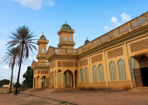 Grand mosque, Poro region, Korhogo, Ivory Coast