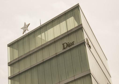 Christian dior ginza building, Kanto region, Tokyo, Japan