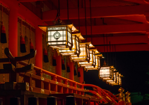 Fushimi inari taisha temple, Kansai region, Kyoto, Japan