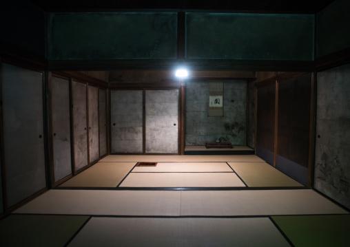 Daitoku-ji temple teahouse, Kansai region, Kyoto, Japan