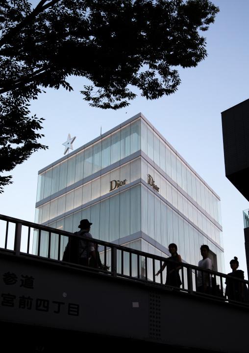 Omotesando Dior building, Kanto region, Tokyo, Japan