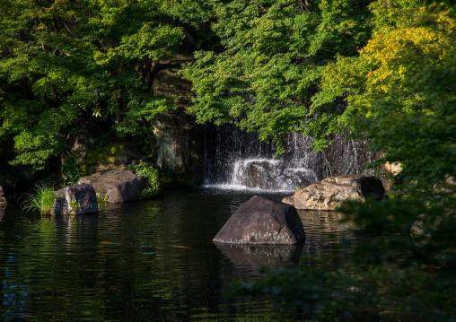 Kokoen garden, Hypgo Prefecture, Himeji, Japan