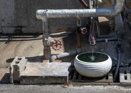 Hot spring area, Oita Prefecture, Beppu, Japan