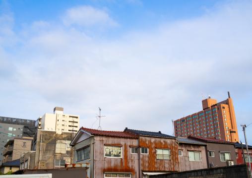 Skyline, Ishikawa Prefecture, Kanazawa, Japan