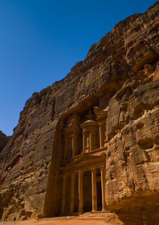 Al Khazneh, The Treasury, Petra, Jordan