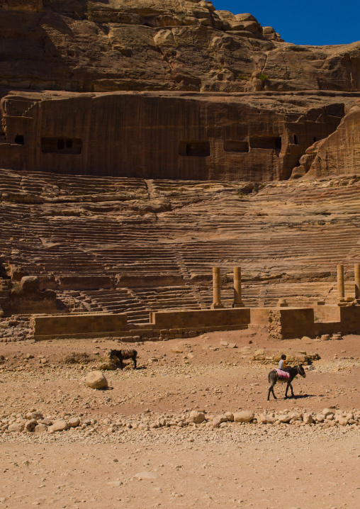 The Theater, Petra, Jordan