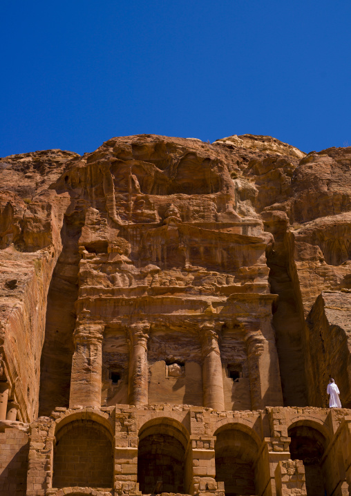 Royal Tombs, Petra, Jordan