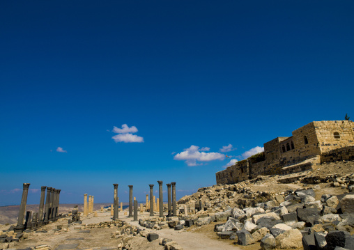 Umm Qais Archaeological Site, Jordan