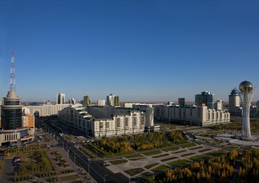 Astana Panorama, Kazakhstan