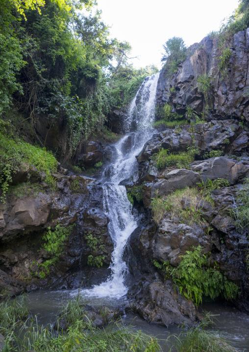 Waterfalls cascades, Laikipia county, Nanyuki, Kenya