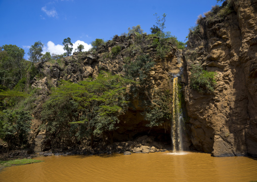 Waterfalls cascades, Nakuru district of the rift valley province, Nakuru, Kenya