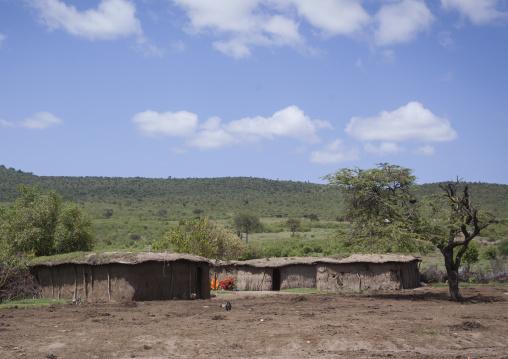 Maasai house, Nakuru county, Nakuru, Kenya
