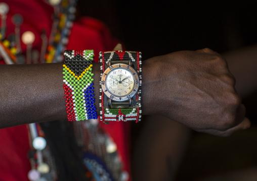 Masai warrior watch, Nakuru county, Nakuru, Kenya