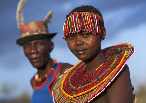Pokot tribe people, Baringo county, Baringo, Kenya