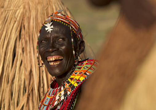 El molo tribe, Turkana lake, Kenya