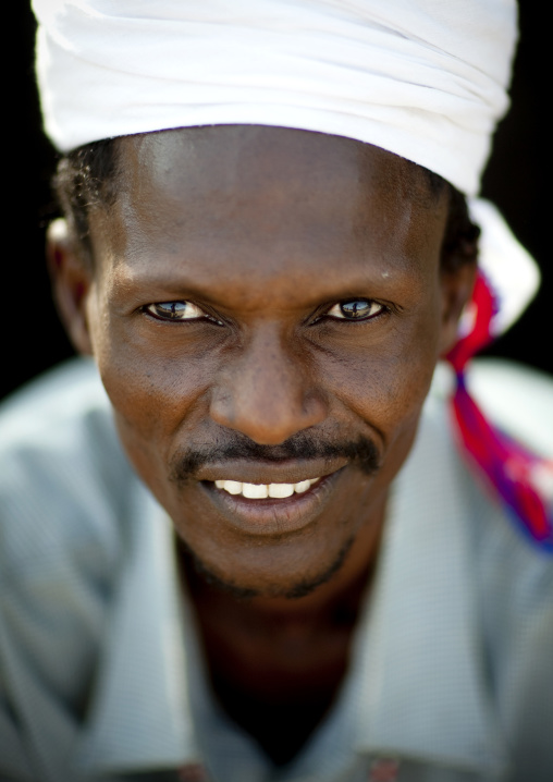 Gabbra tribe man, Kenya