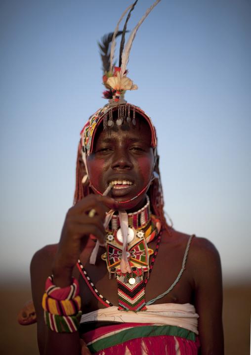 Rendille tribe, Kenya