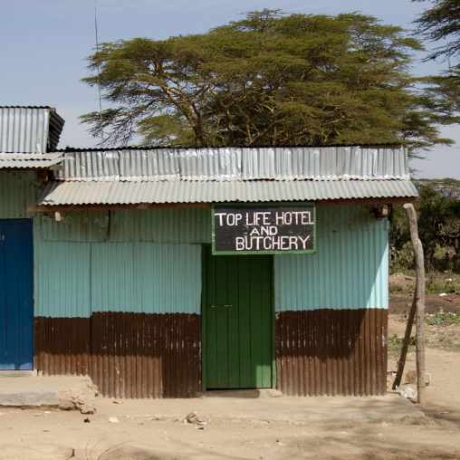 Hotel and butchery - kenya