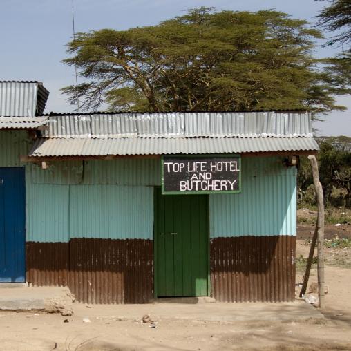 Hotel and butchery - kenya
