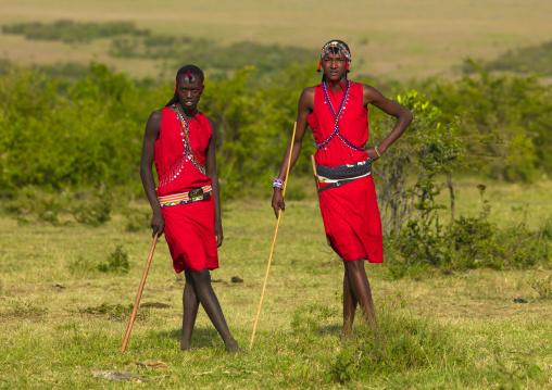 Masai warrior, Nakuru county, Nakuru, Kenya