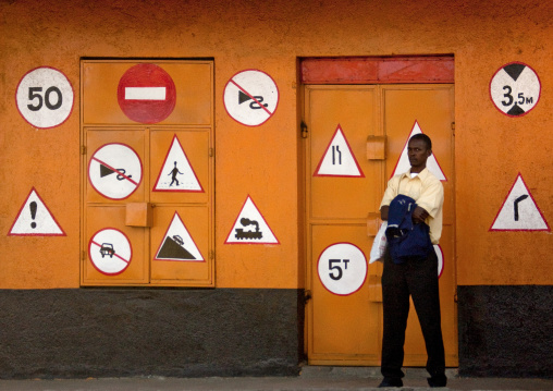 Driving school, Kenya