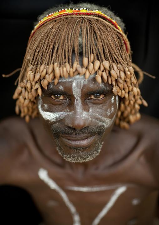 Tharaka tribe man kenya