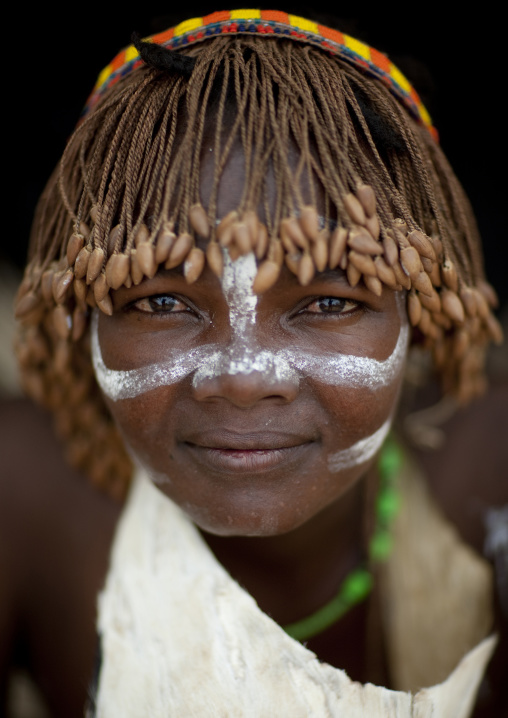 Tharaka tribe woman kenya