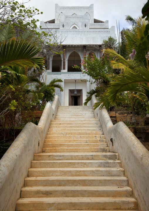 A korean businessman's estate, House on the shela coast, Lamu, Kenya